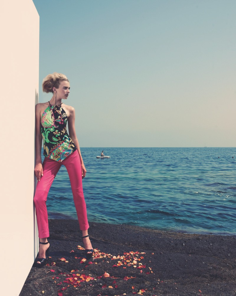SigridNeimanBook15 Sigrid Agren Has a Coastal Getaway for the Neiman Marcus Resort 2013 Book