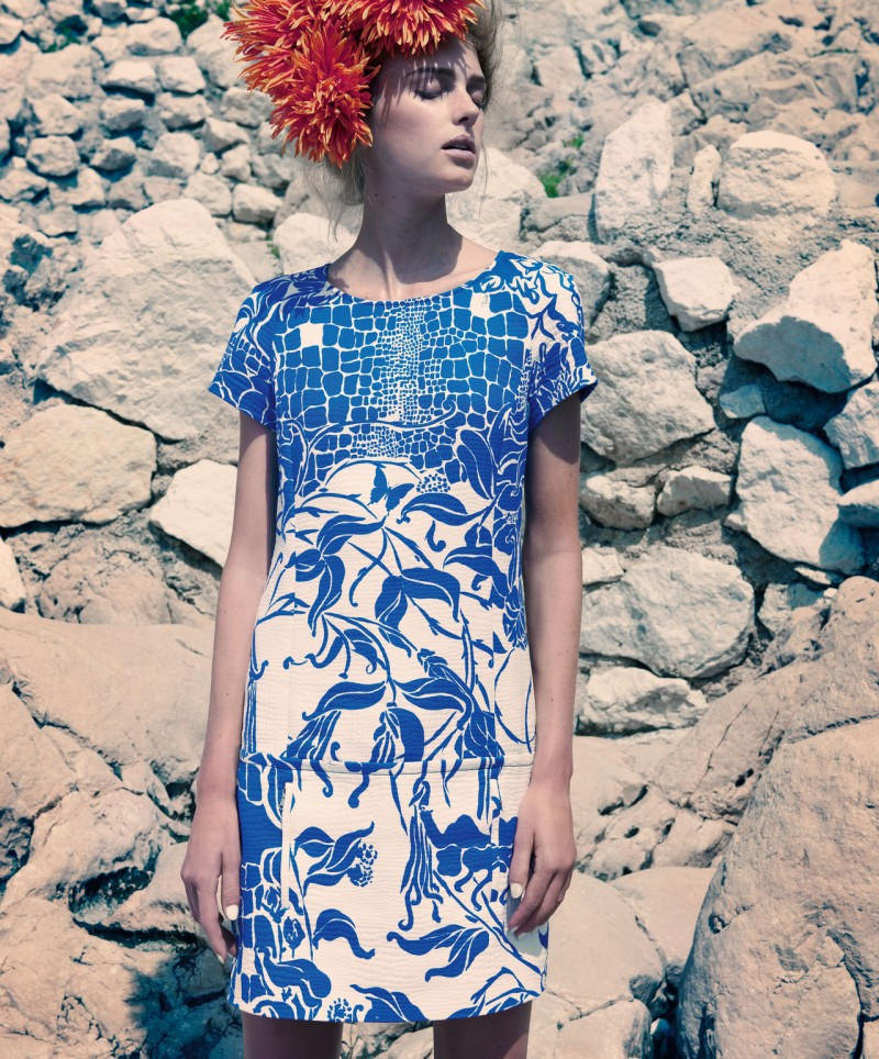 SigridNeimanBook3 Sigrid Agren Has a Coastal Getaway for the Neiman Marcus Resort 2013 Book