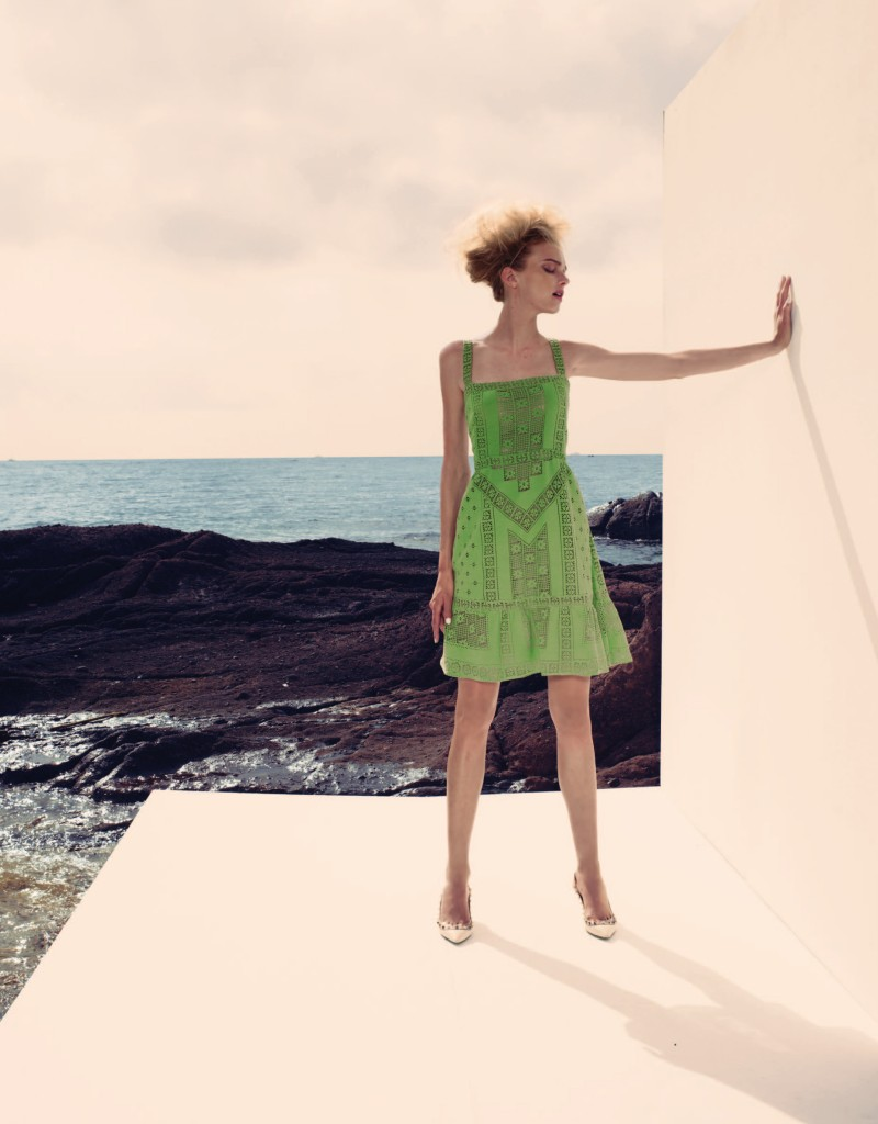 SigridNeimanBook4 Sigrid Agren Has a Coastal Getaway for the Neiman Marcus Resort 2013 Book