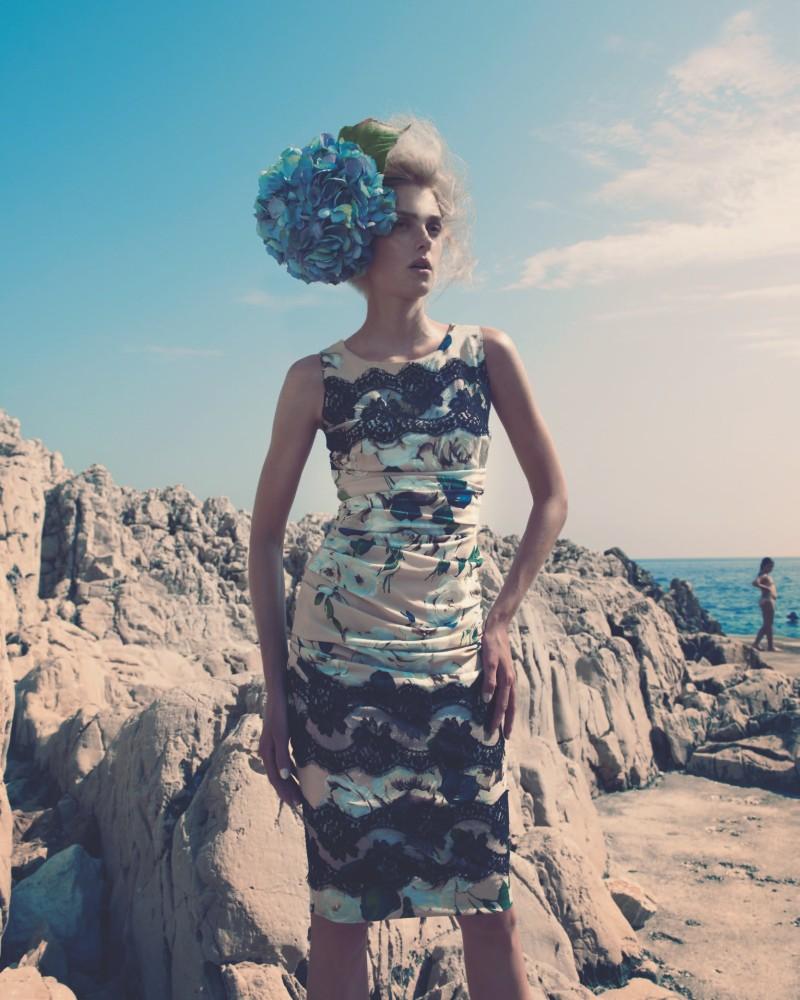 Sigrid Agren Has a Coastal Getaway for the Neiman Marcus Resort 2013 Book