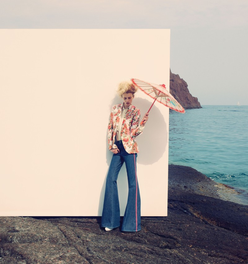 SigridNeimanBook7 Sigrid Agren Has a Coastal Getaway for the Neiman Marcus Resort 2013 Book