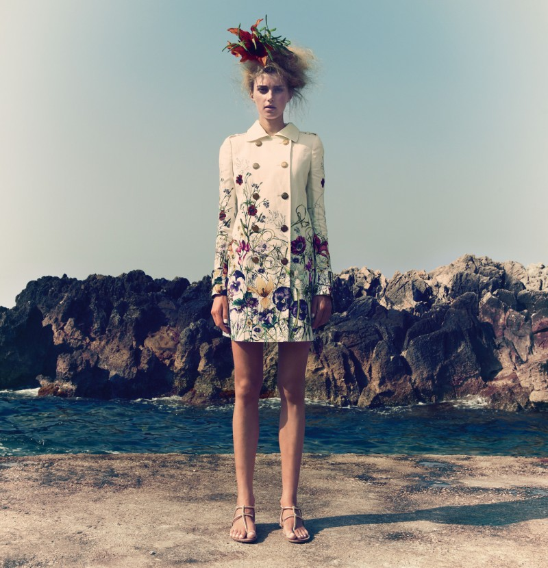 SigridNeimanBook8 Sigrid Agren Has a Coastal Getaway for the Neiman Marcus Resort 2013 Book