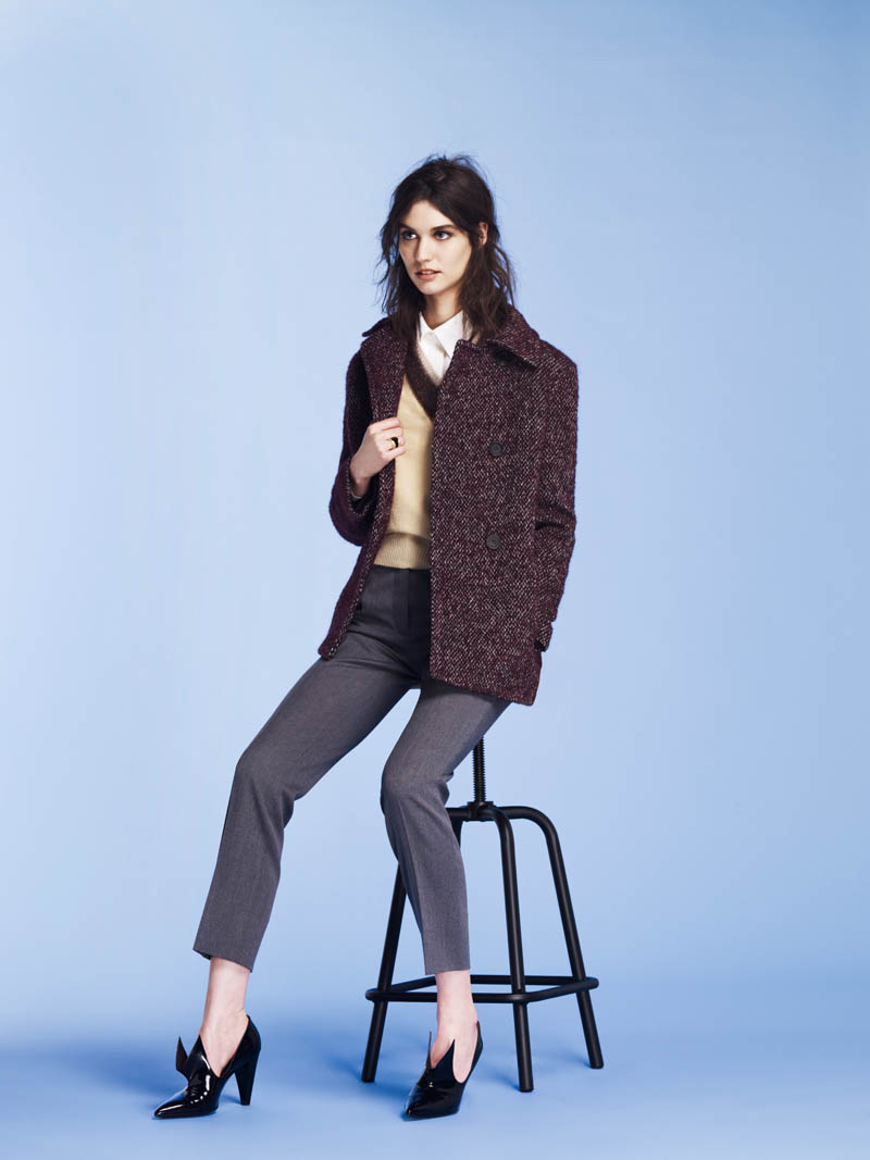 SoniaPF10 Sonia Rykiel Covers the Essentials for Pre Fall 2013 Collection