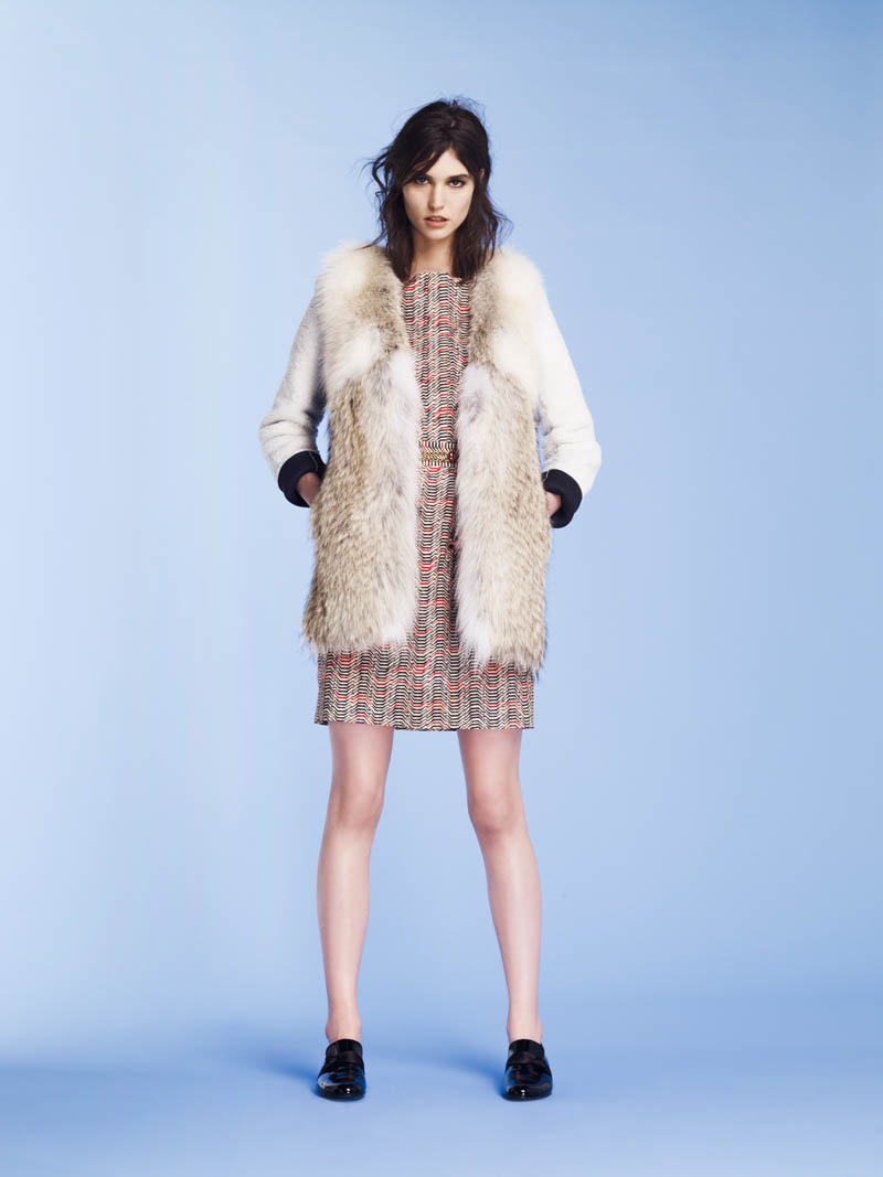 SoniaPF11 Sonia Rykiel Covers the Essentials for Pre Fall 2013 Collection