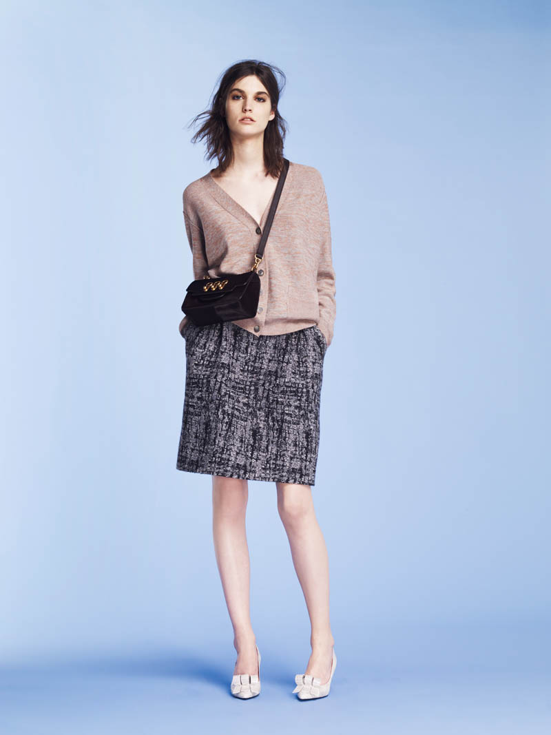 SoniaPF13 Sonia Rykiel Covers the Essentials for Pre Fall 2013 Collection