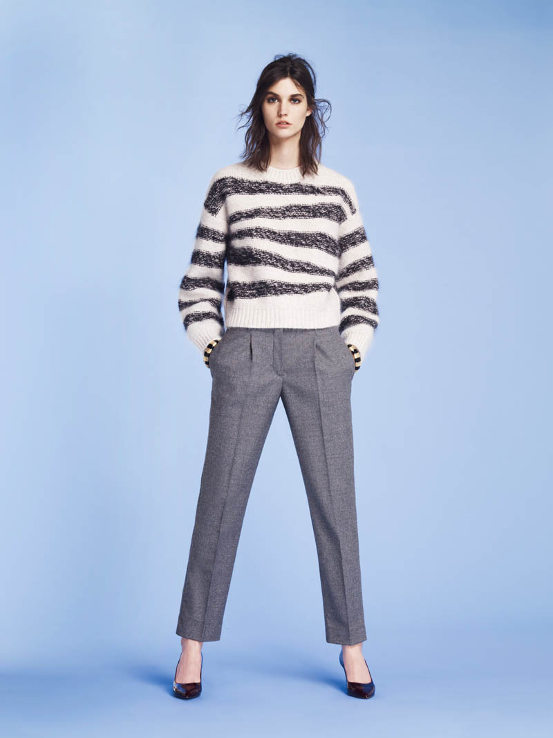 SoniaPF14 Sonia Rykiel Covers the Essentials for Pre Fall 2013 Collection