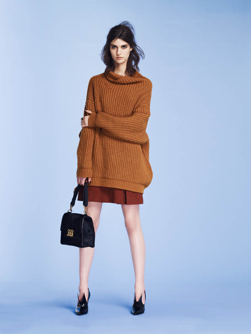 SoniaPF16 Sonia Rykiel Covers the Essentials for Pre Fall 2013 Collection