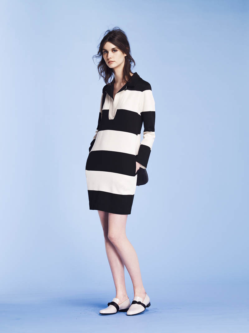 SoniaPF17 Sonia Rykiel Covers the Essentials for Pre Fall 2013 Collection