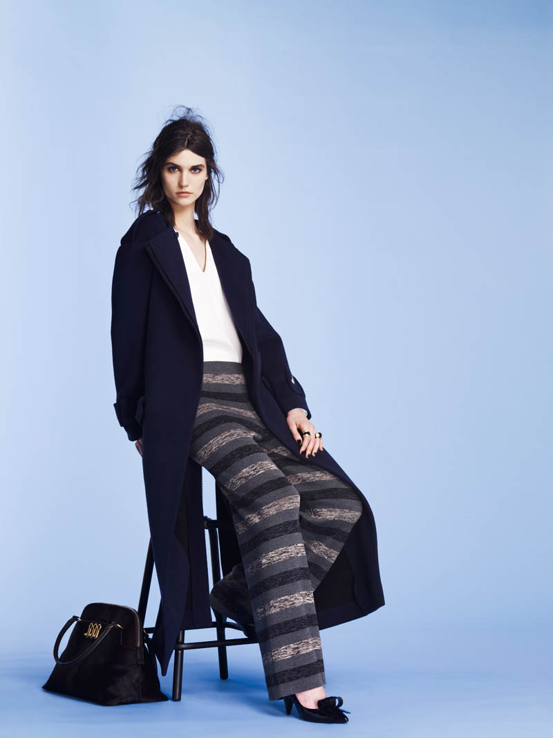 SoniaPF18 Sonia Rykiel Covers the Essentials for Pre Fall 2013 Collection
