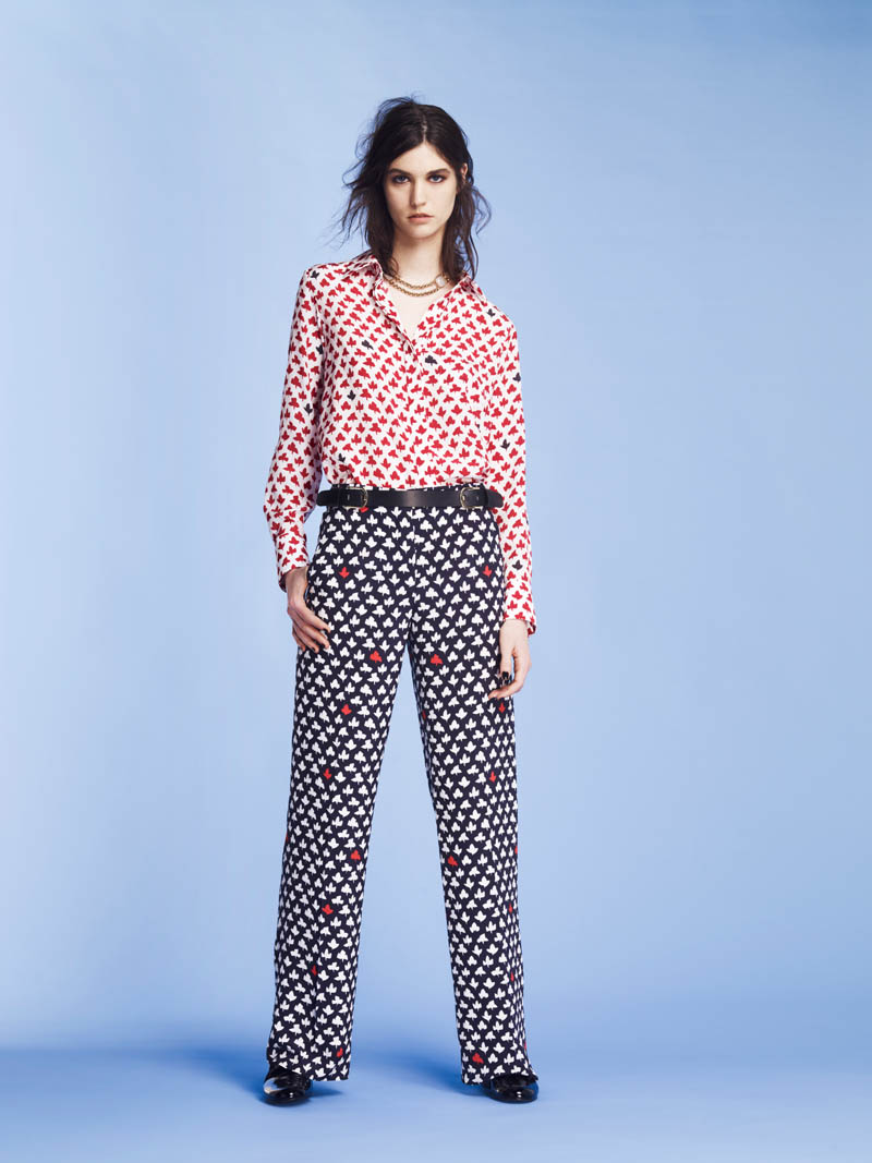 SoniaPF2 Sonia Rykiel Covers the Essentials for Pre Fall 2013 Collection
