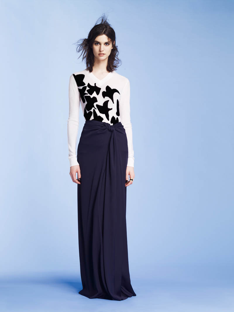 SoniaPF20 Sonia Rykiel Covers the Essentials for Pre Fall 2013 Collection