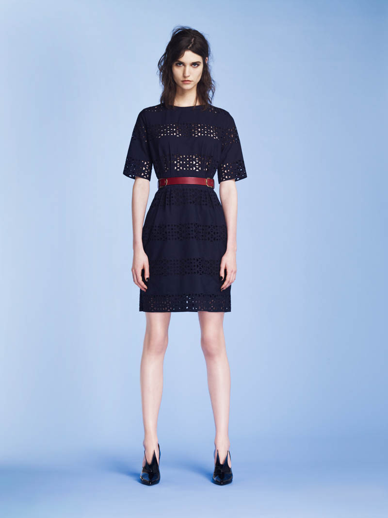 SoniaPF3 Sonia Rykiel Covers the Essentials for Pre Fall 2013 Collection