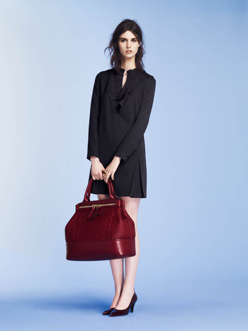 SoniaPF4 Sonia Rykiel Covers the Essentials for Pre Fall 2013 Collection
