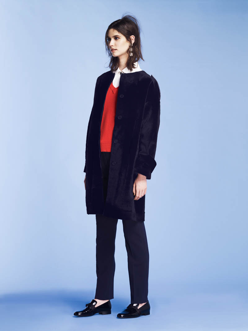 SoniaPF7 Sonia Rykiel Covers the Essentials for Pre Fall 2013 Collection