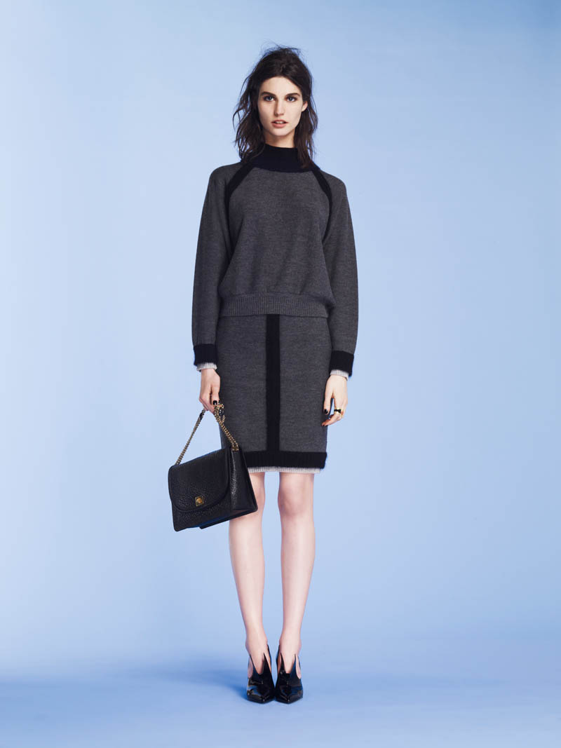 SoniaPF8 Sonia Rykiel Covers the Essentials for Pre Fall 2013 Collection
