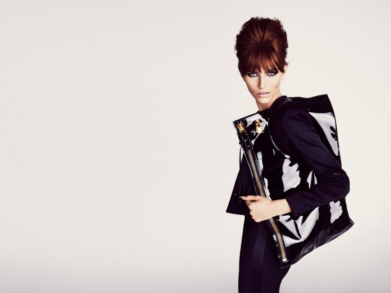 TomFordSS3 800x600 Karlina Caune Lands Tom Fords Spring 2013 Campaign