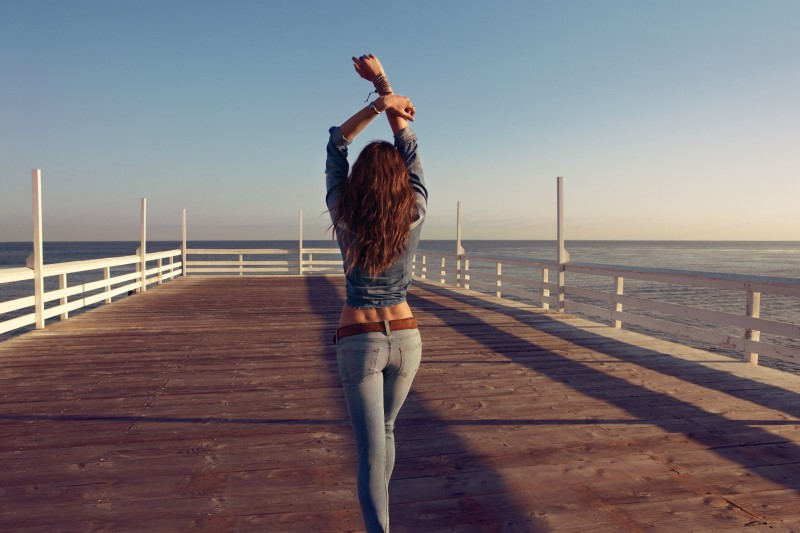 TrueReligion3 Catrinel Menghia Takes to Malibu for True Religion Spring 2013 Campaign by Camilla Akrans