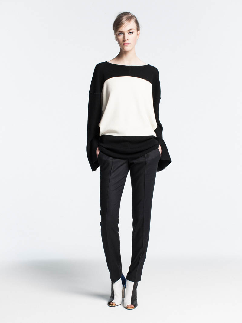 VionnetPF15 Vionnet Showcases Color Blocking Looks for its Pre Fall 2013 Collection