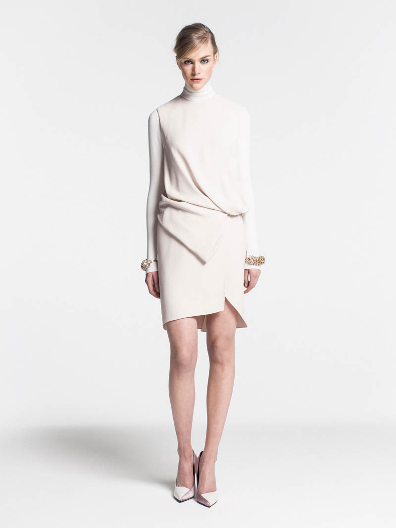 VionnetPF17 Vionnet Showcases Color Blocking Looks for its Pre Fall 2013 Collection