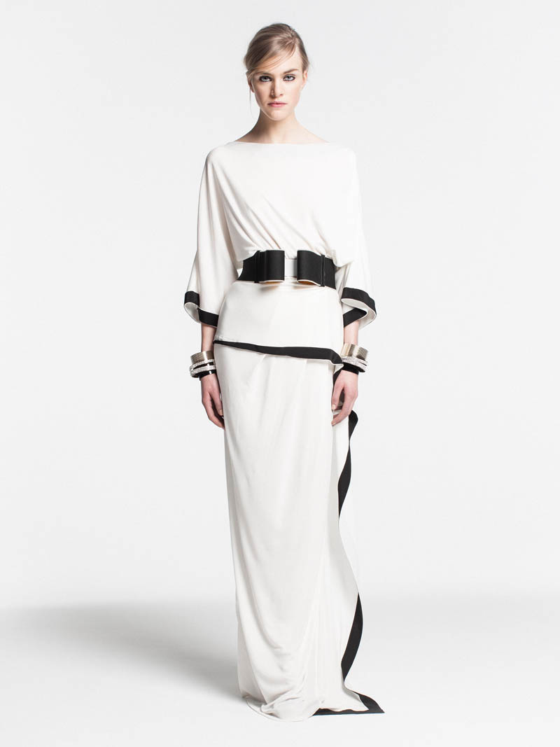 VionnetPF19 Vionnet Showcases Color Blocking Looks for its Pre Fall 2013 Collection