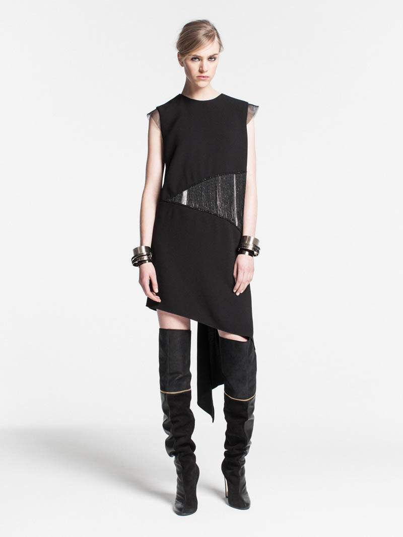 VionnetPF23 Vionnet Showcases Color Blocking Looks for its Pre Fall 2013 Collection