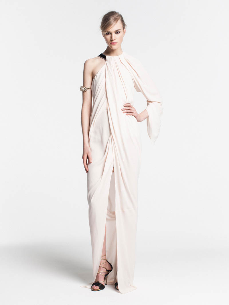 VionnetPF26 Vionnet Showcases Color Blocking Looks for its Pre Fall 2013 Collection