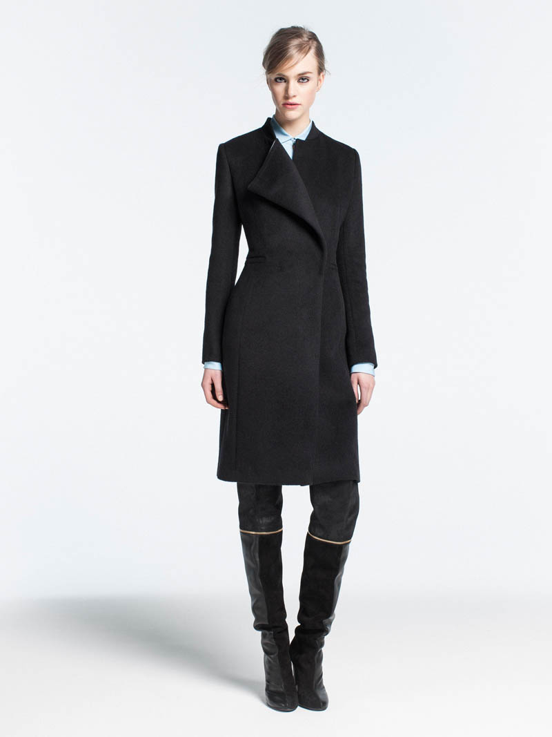 VionnetPF5 Vionnet Showcases Color Blocking Looks for its Pre Fall 2013 Collection