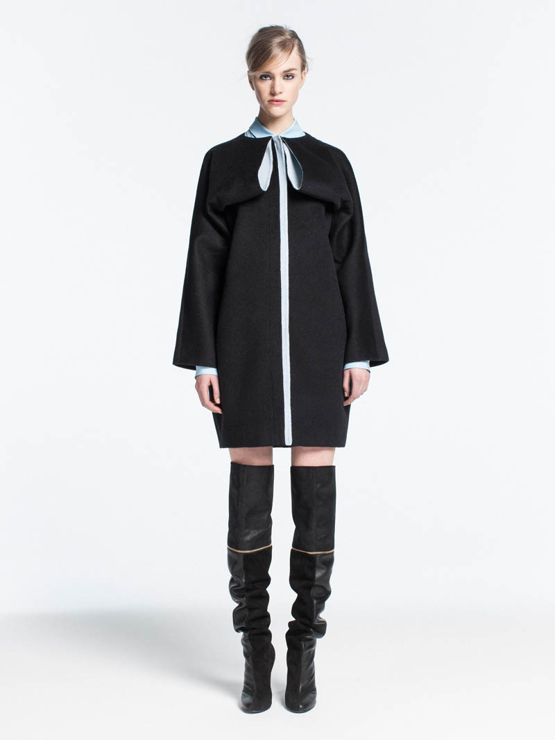 VionnetPF6 Vionnet Showcases Color Blocking Looks for its Pre Fall 2013 Collection