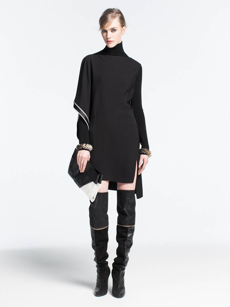 VionnetPF8 Vionnet Showcases Color Blocking Looks for its Pre Fall 2013 Collection