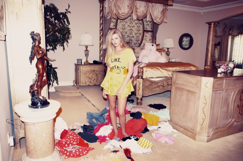 WildfoxClueless13 Wildfox Channels 90s Classic Clueless for S/S 2013 Collection