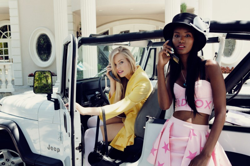 """Wildfox Channels 90's Classic """"Clueless"""" for S/S 2013 Collection"""