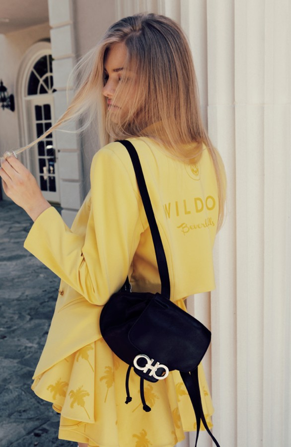 WildfoxClueless5 Wildfox Channels 90s Classic Clueless for S/S 2013 Collection