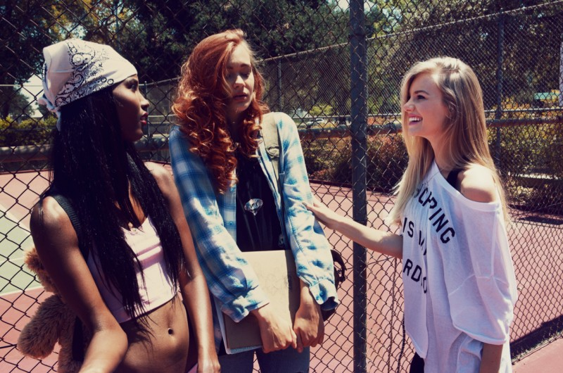 WildfoxClueless7 Wildfox Channels 90s Classic Clueless for S/S 2013 Collection