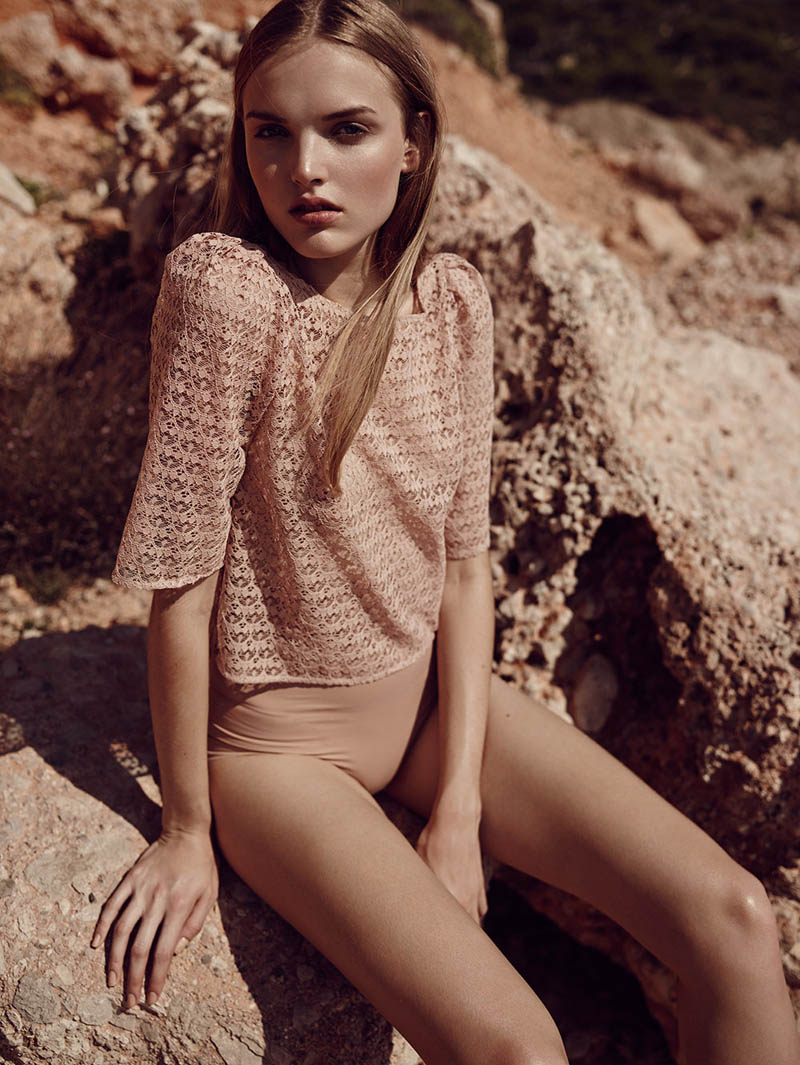 ania2 Ania Yudina by David Cohen de Lara in Neutral State for Fashion Gone Rogue