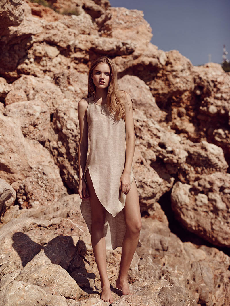 ania5 Ania Yudina by David Cohen de Lara in Neutral State for Fashion Gone Rogue