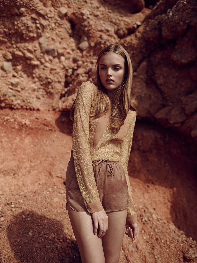 ania8 Ania Yudina by David Cohen de Lara in Neutral State for Fashion Gone Rogue