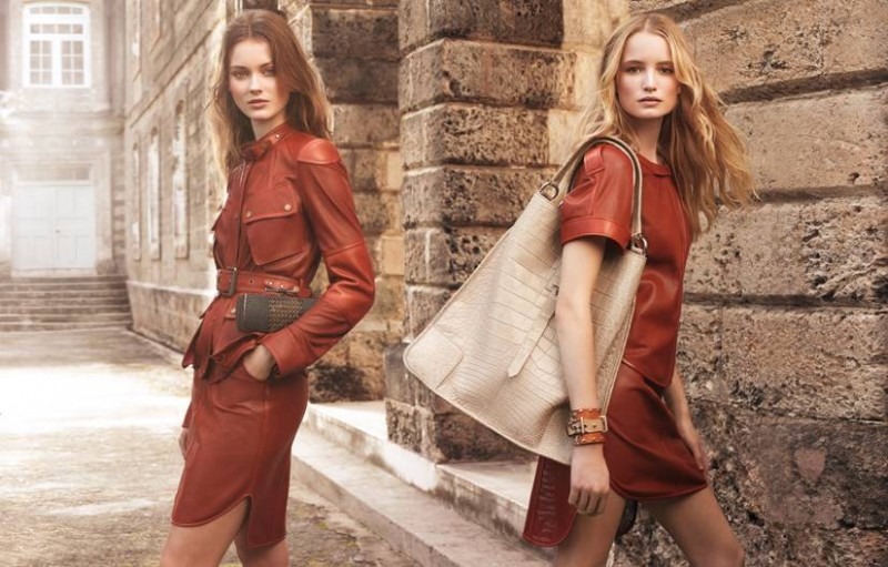 belstaff1 800x511 Belstaff Enlists Jac Jagaciak, Daria Strokous and Maud Welzen for its Spring 2013 Campaign
