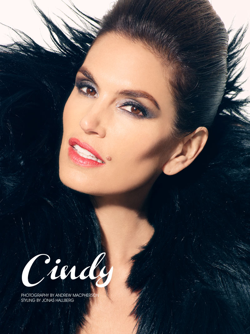 cindy Cindy Crawford by Andrew Macpherson for Fashion Gone Rogue