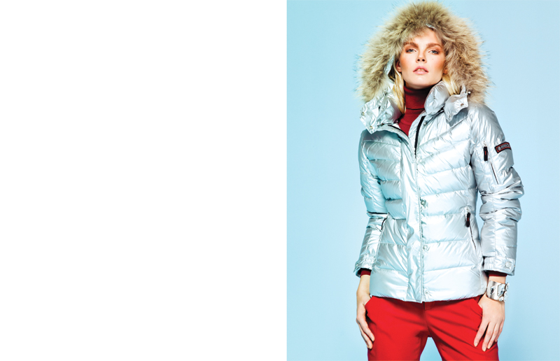 lofficiel turkey6 Enly Looks Ready to Hit the Slopes in LOfficiel Turkey January 2013 by Ceylan Sözer