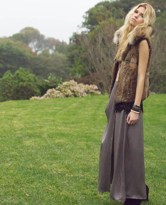 27 Miles Malibu Showcases Bohemian Style for Spring 2013