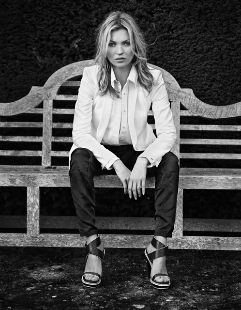 ragbone2 Kate Moss Returns to England for Rag & Bones Spring 2013 Campaign