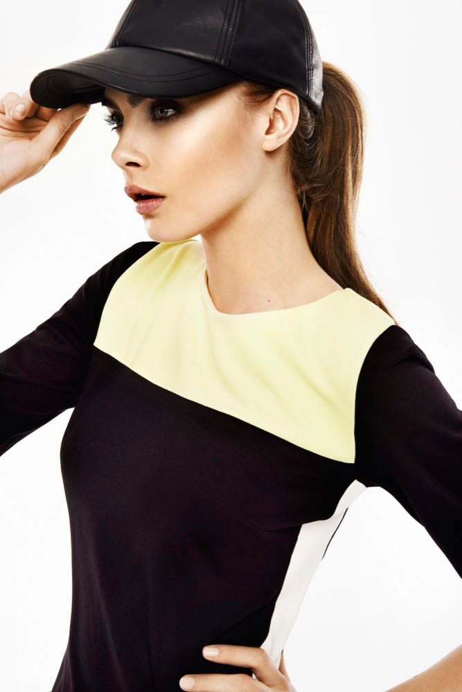 121201 Re Lookbook 1097 Cara Delevingne Stars in Reserveds Spring 2013 Lookbook by Mateusz Stankiewicz