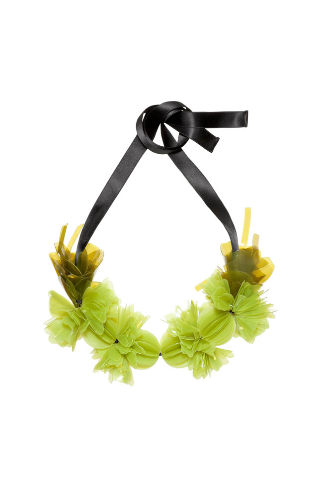 122 MARNI SUMMER EDITION 13 ACCESSORIES Marni Gets Eco Friendly with its Recycled Jewellery Collection for Summer