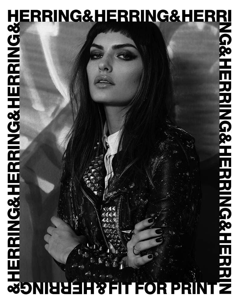 Anais Pouliot, Alyssa Miller, Sessilee Lopez and Tallulah Morton Cover Herring & Herring's Fit for Print