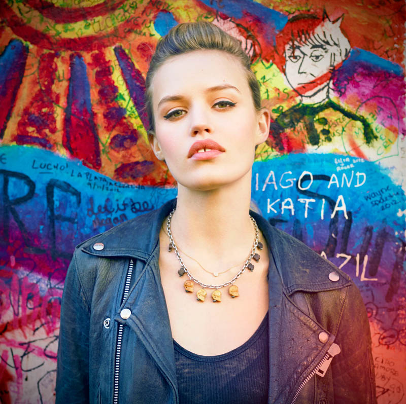 HudsonJeans6 Georgia May Jagger Stars in Instagram Inspired, Hudson Jeans Spring 2013 Campaign