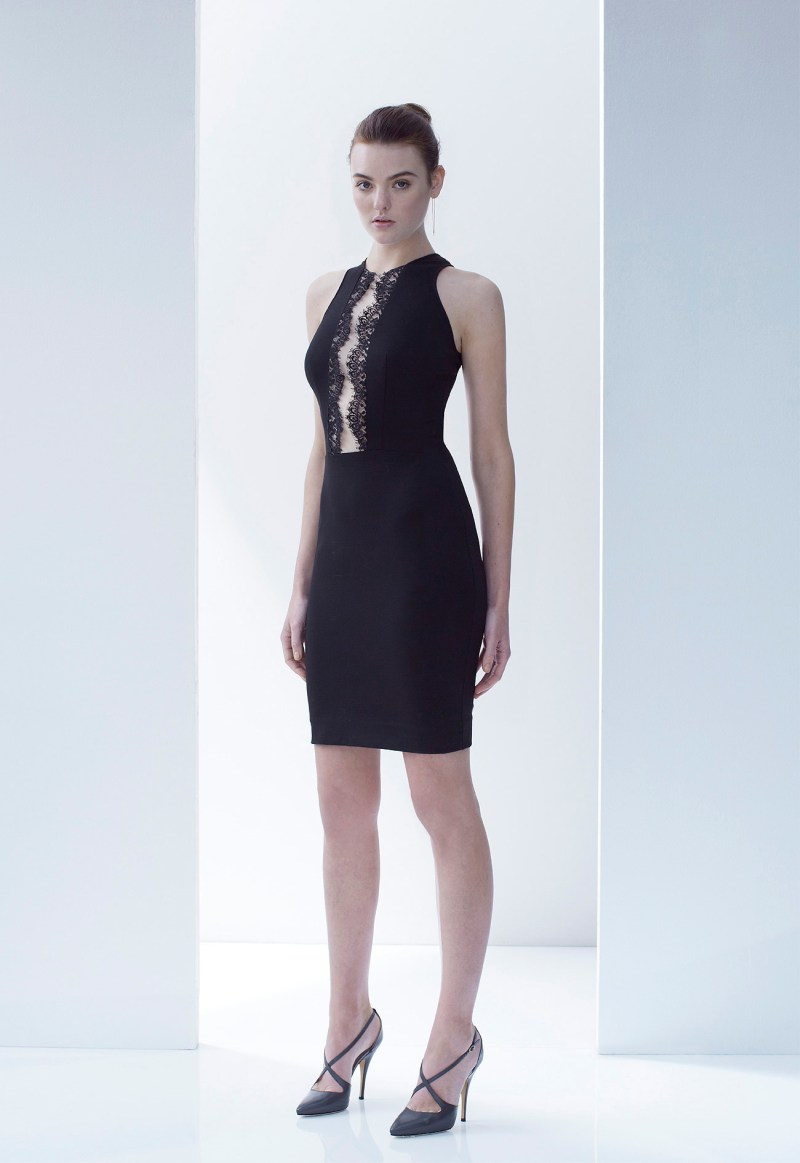LoverLB12 Lover Offers Lace and Leather for its Fall/Winter 2013 Collection