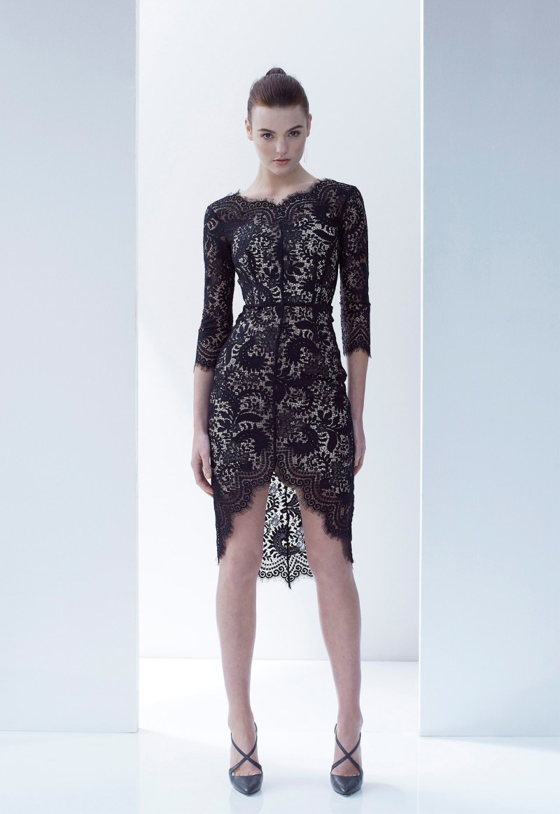 LoverLB5 Lover Offers Lace and Leather for its Fall/Winter 2013 Collection