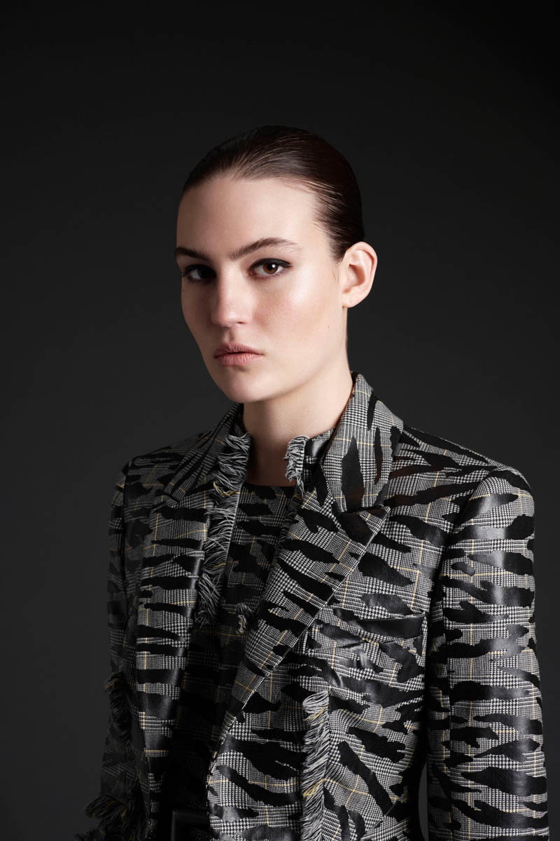 MCQ 12 Maria Bradley Models McQ Alexander McQueens Fall/Winter 2013 Collection
