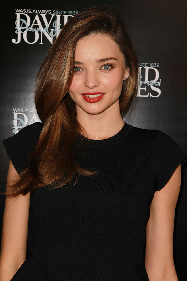 Miranda Aus2 Miranda Kerr in Scanlan & Theodore at David Jones Fashion Workshop