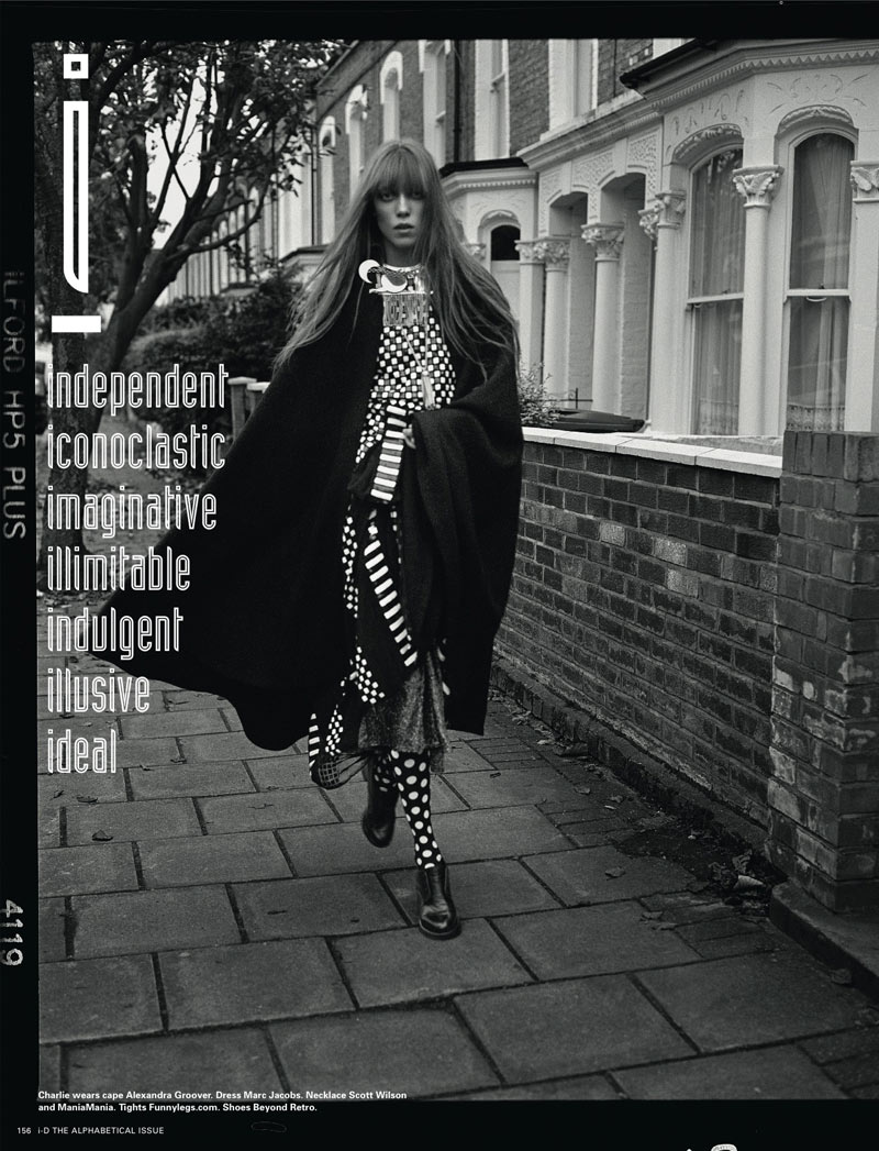 Richard Bush1 Cara Delevingne, Codie Young and Others Grace i Ds Pre Spring Issue by Richard Bush